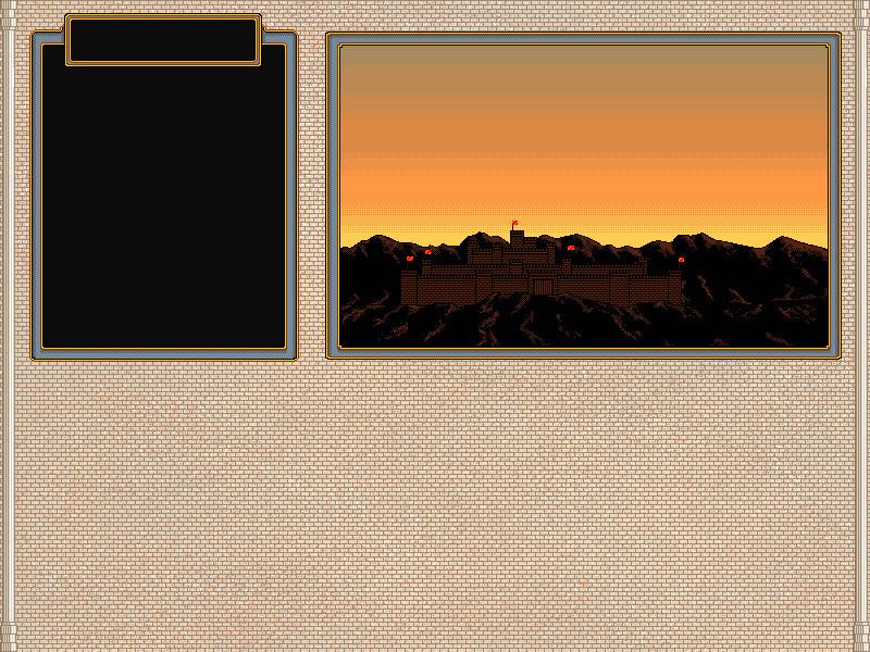 Scene - Sunset