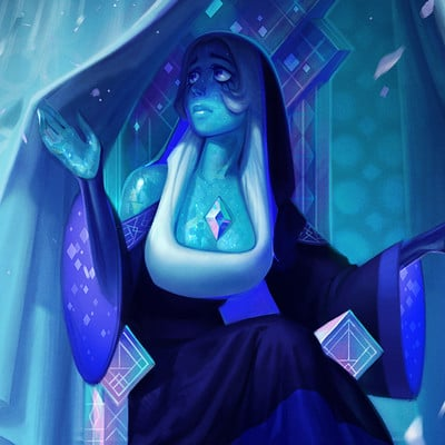 Jessica oyhenart bluediamond finished