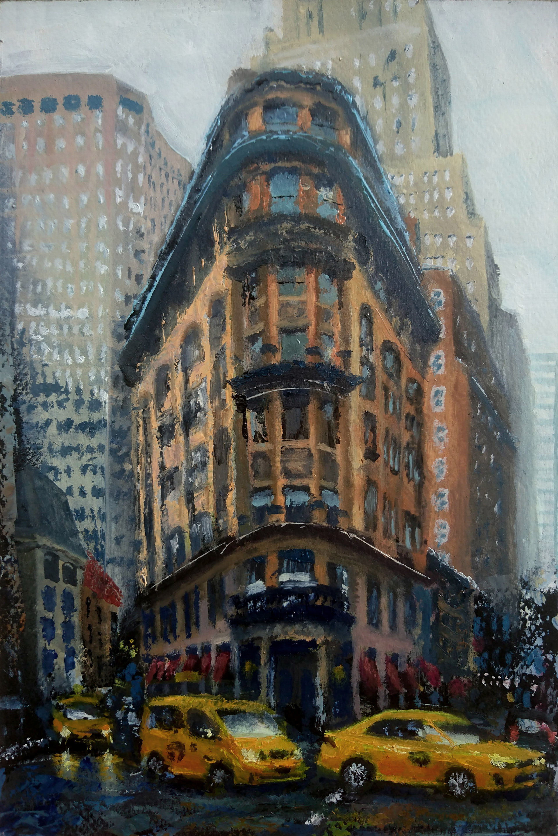 Delmonico's restaurant, New York