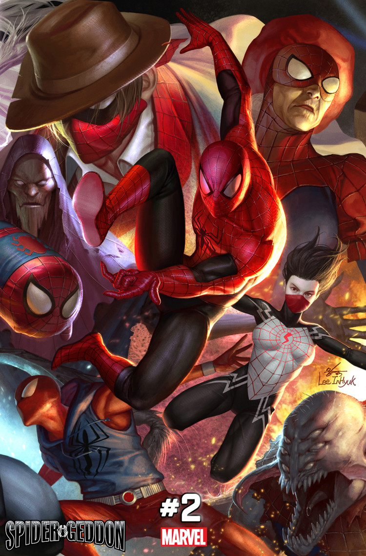 Inhyuk lee spider geddon 2 2
