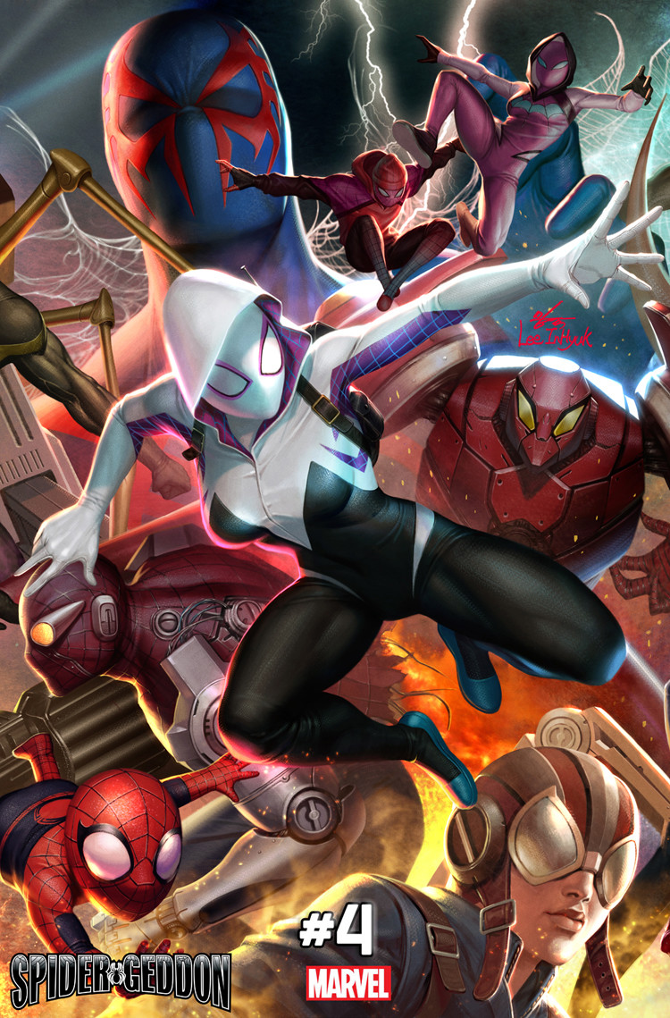 Inhyuk lee spider geddon 4 2