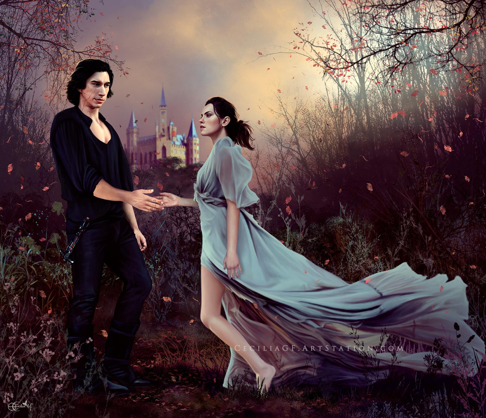 Cecilia g f kylo y rey