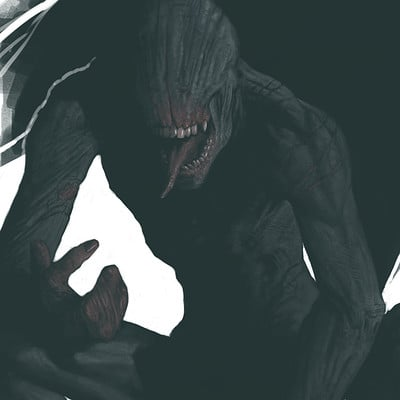 Alessandro amoruso the shadow that lurks