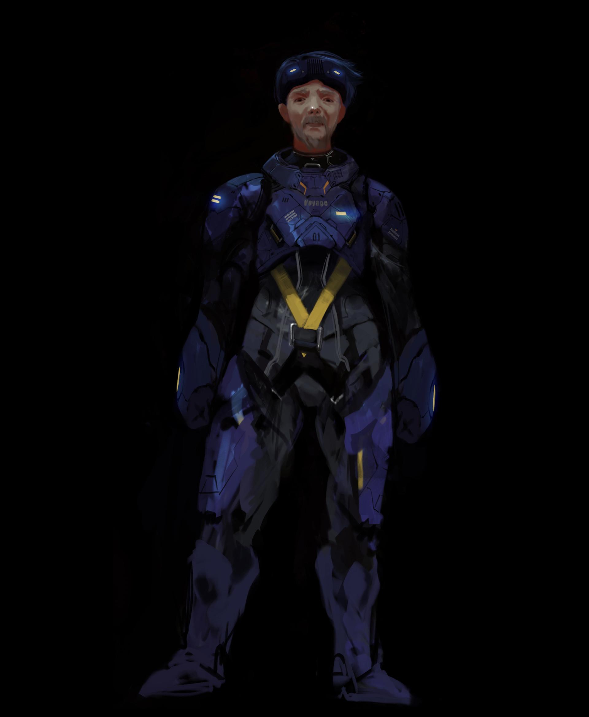 Josua rival scifi space sinbx