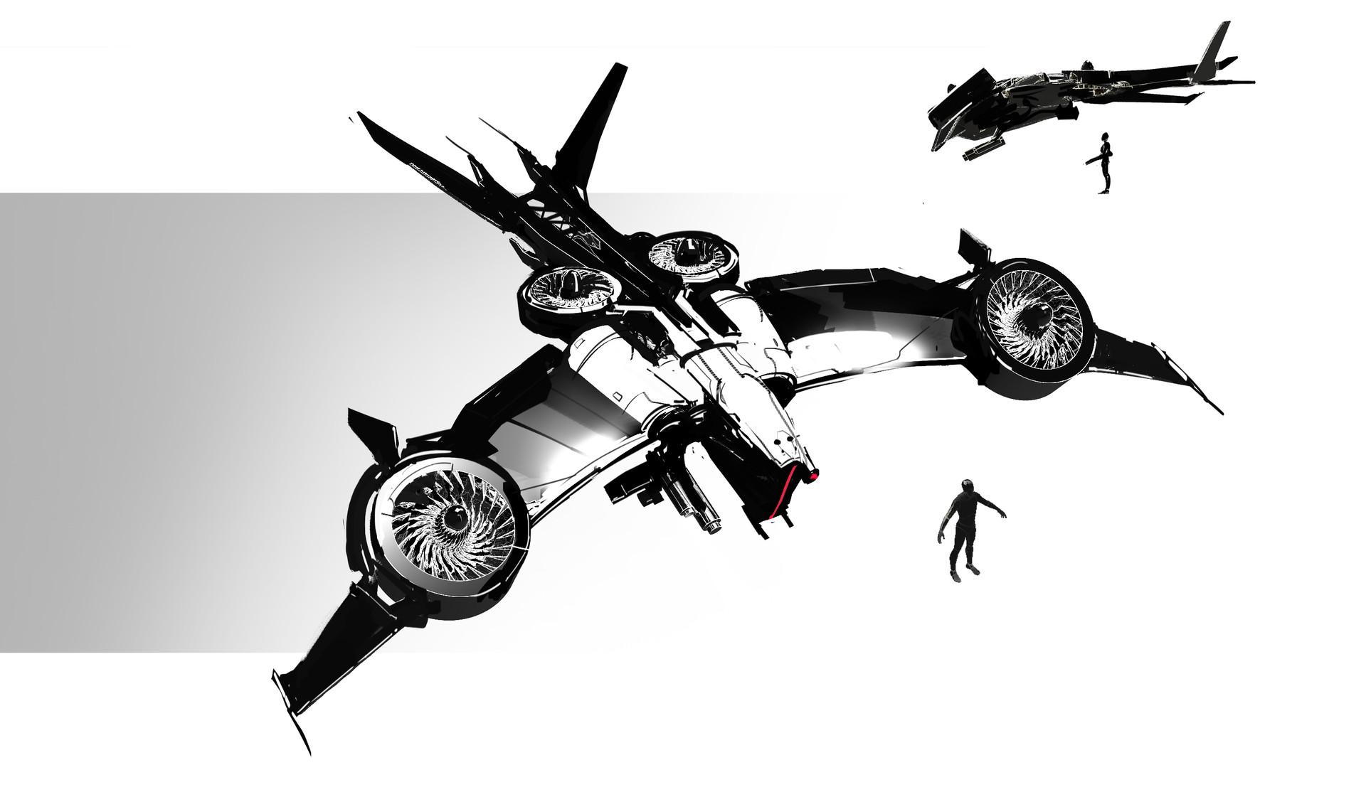Nikolai karelin drone