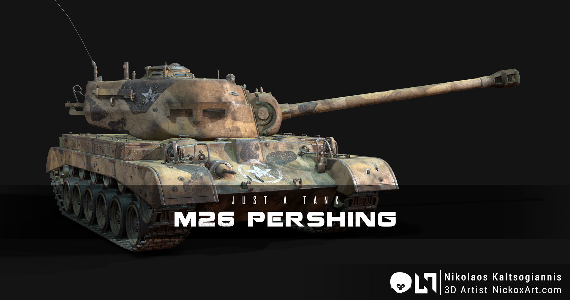 M26 Pershing : US Army Heavy Tank