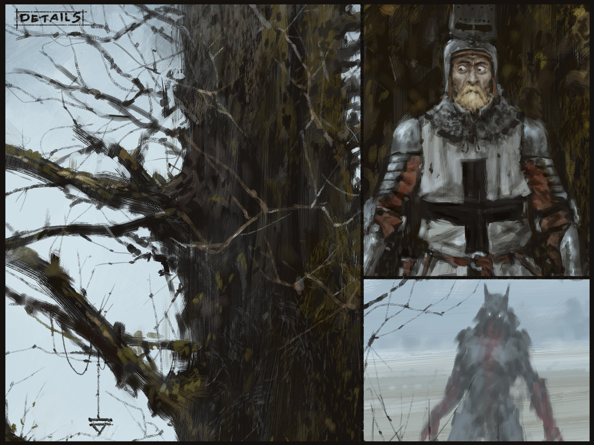 Jakub rozalski brother zygfryd process04