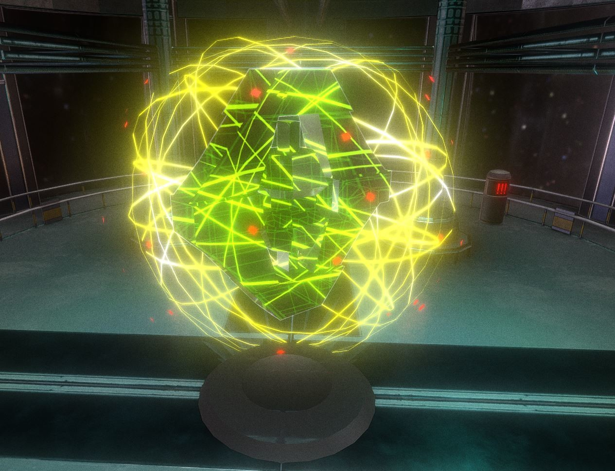 Radar hologram