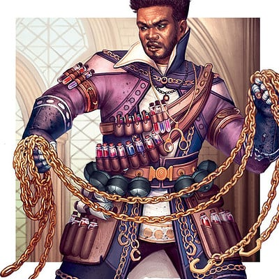Gunship revolution alchemist