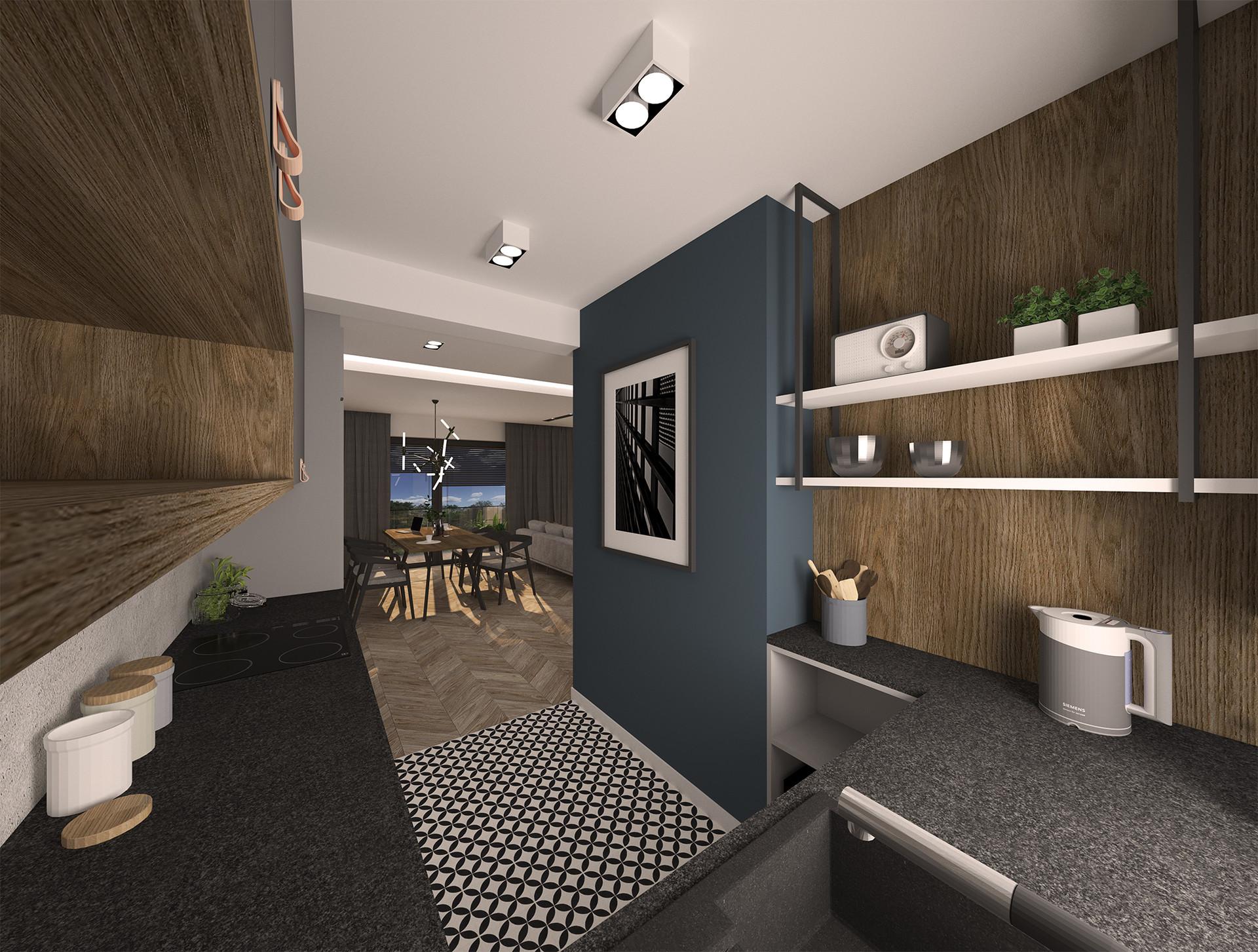 Kitchen Model Design