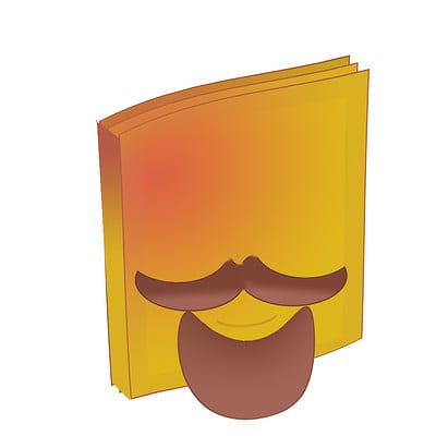 Christopher mckiernan bearded book concept 5