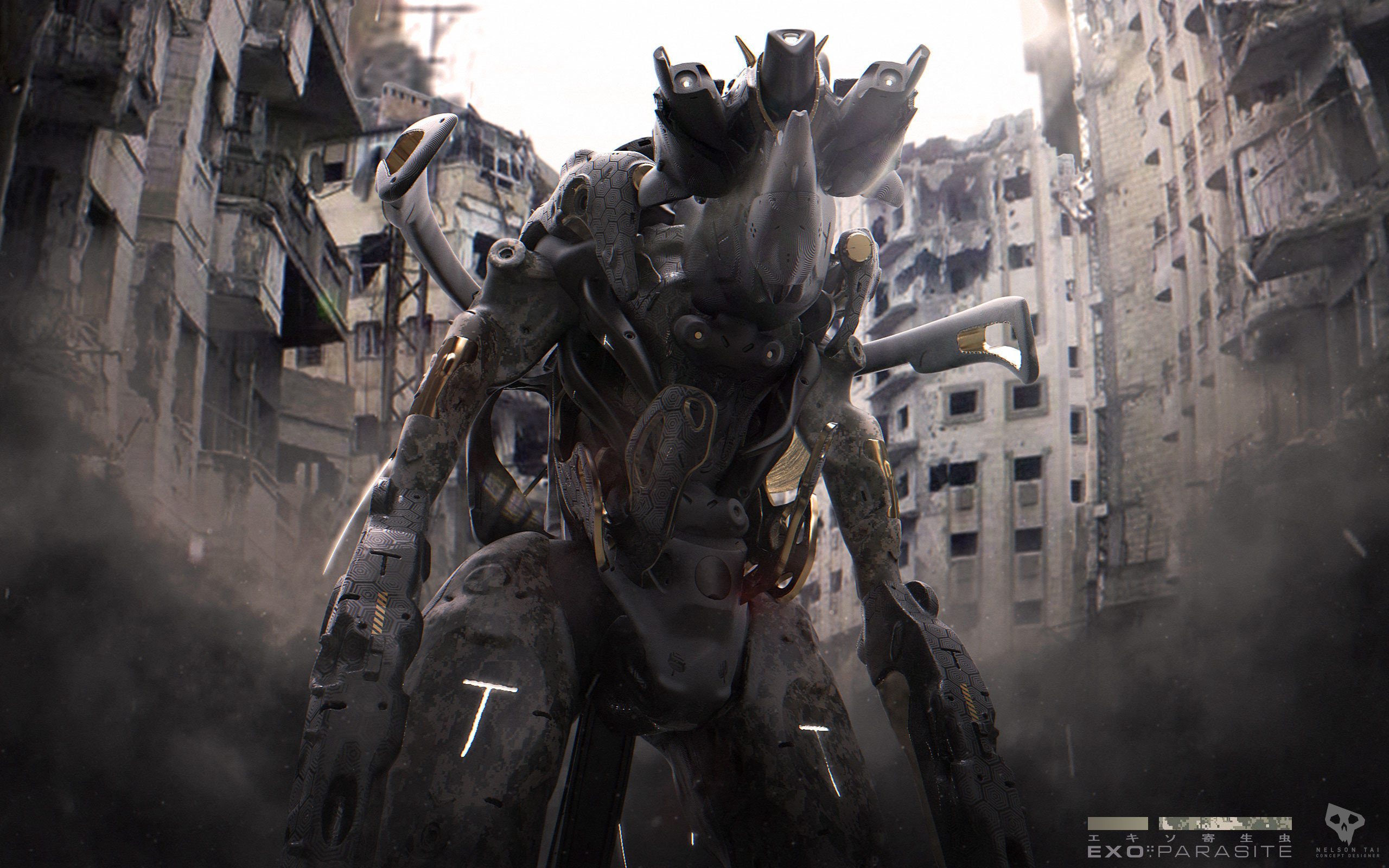 The exo:parasite is here....