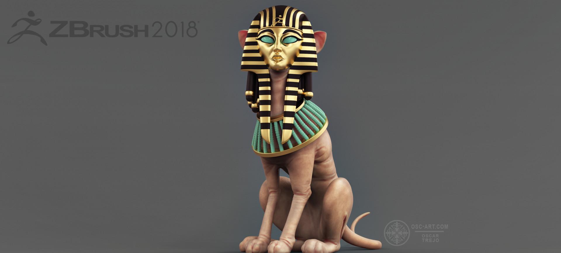 Oscar trejo sphinx1