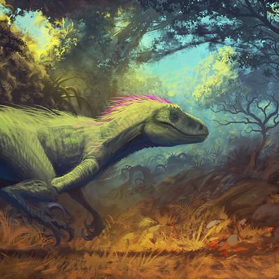 Francisco badilla velociraptor