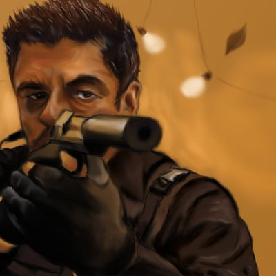 Christopher mckiernan sicario 1 fan art