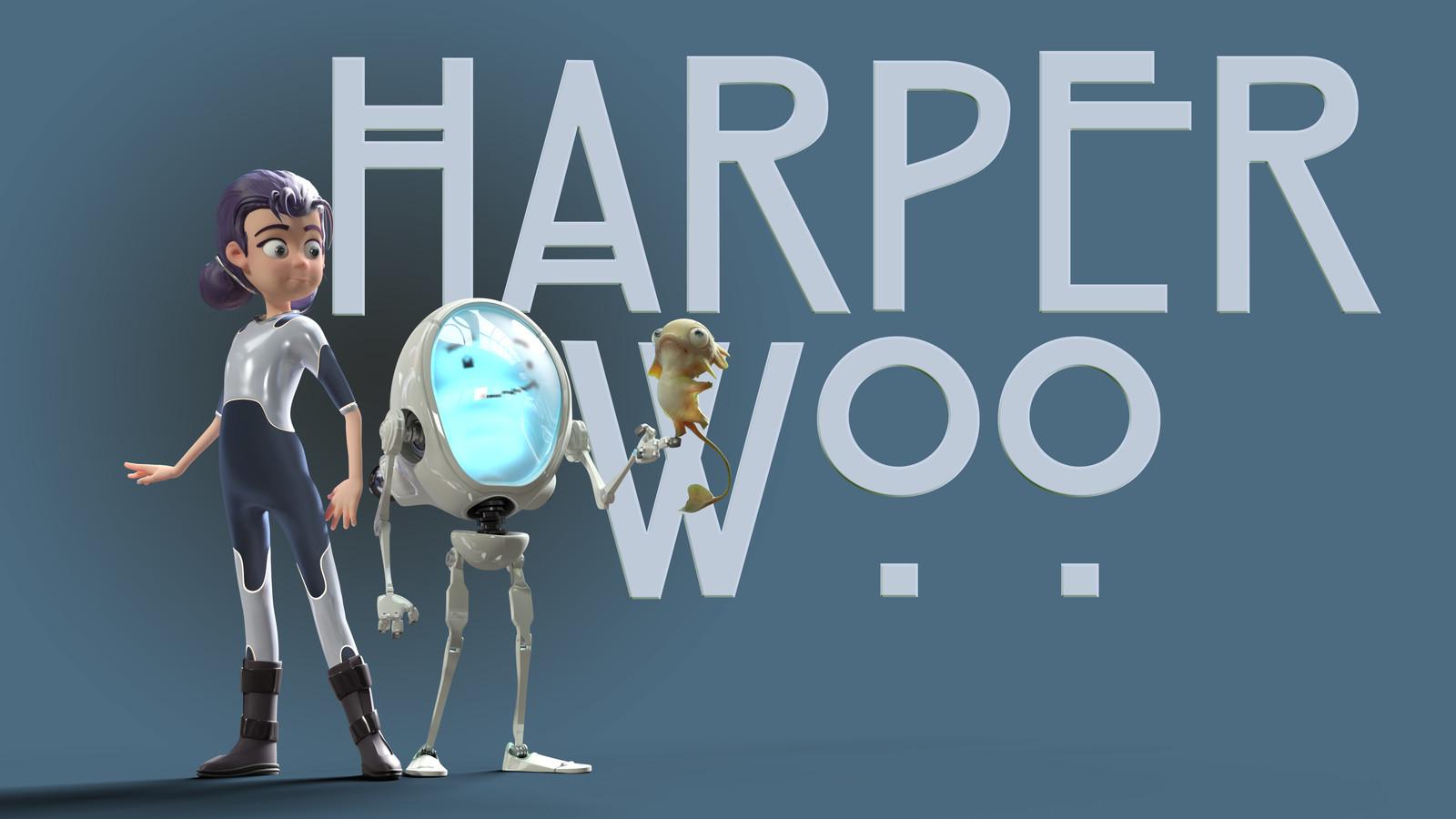 Harper title