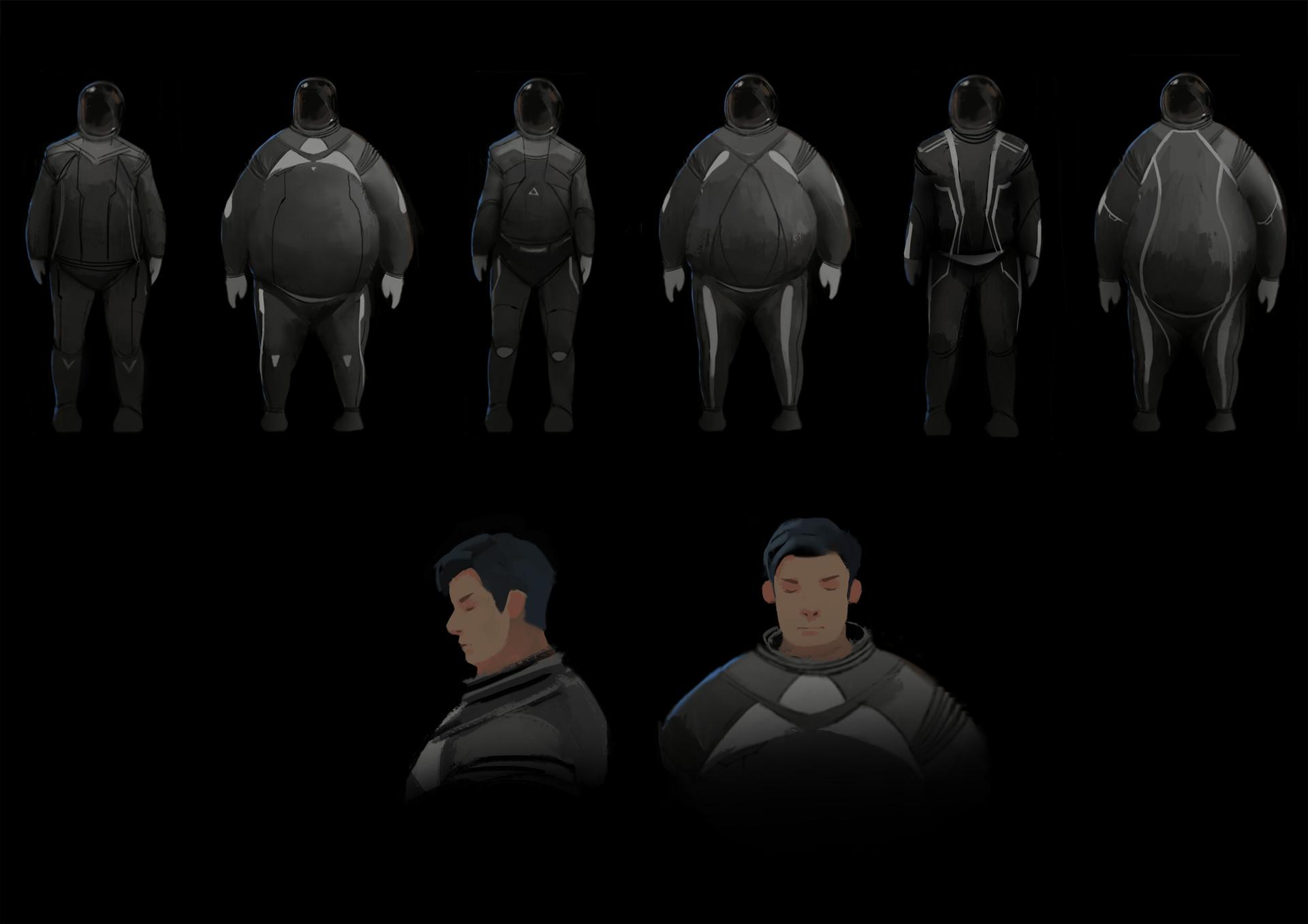 Josua rival senja character