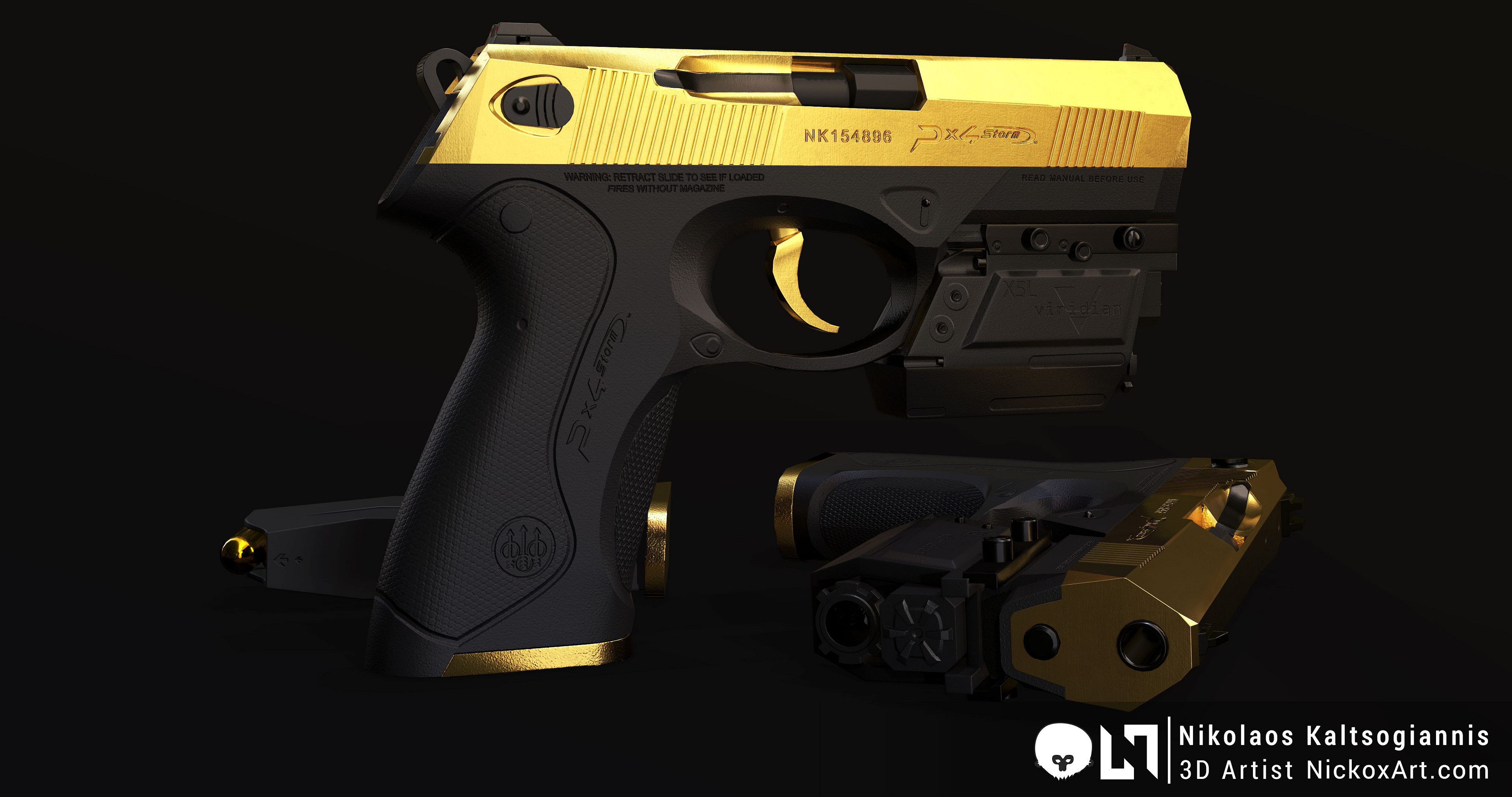 Gold Deluxe Variation.