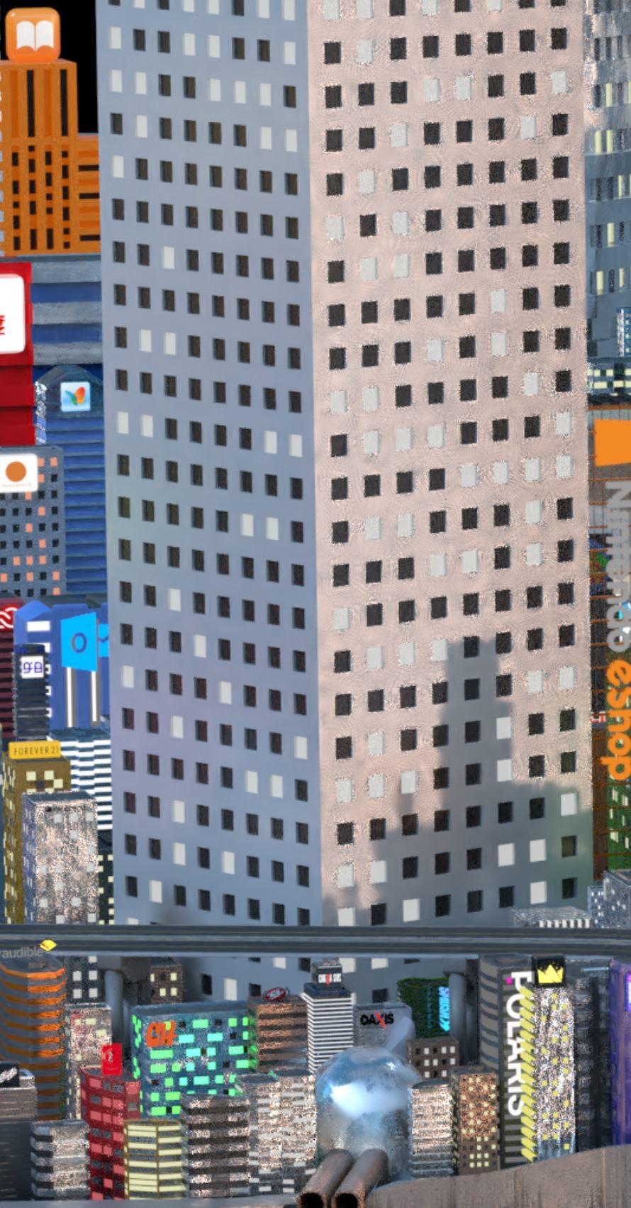 ArtStation - Revenue City, Brian Moffatt