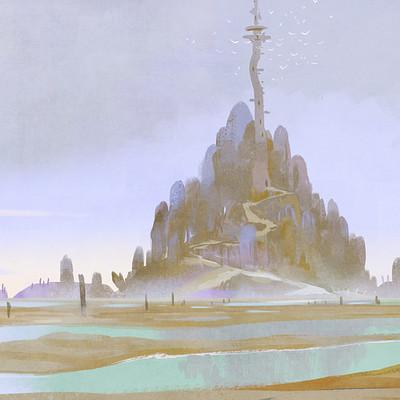Victorin ripert mussel tower