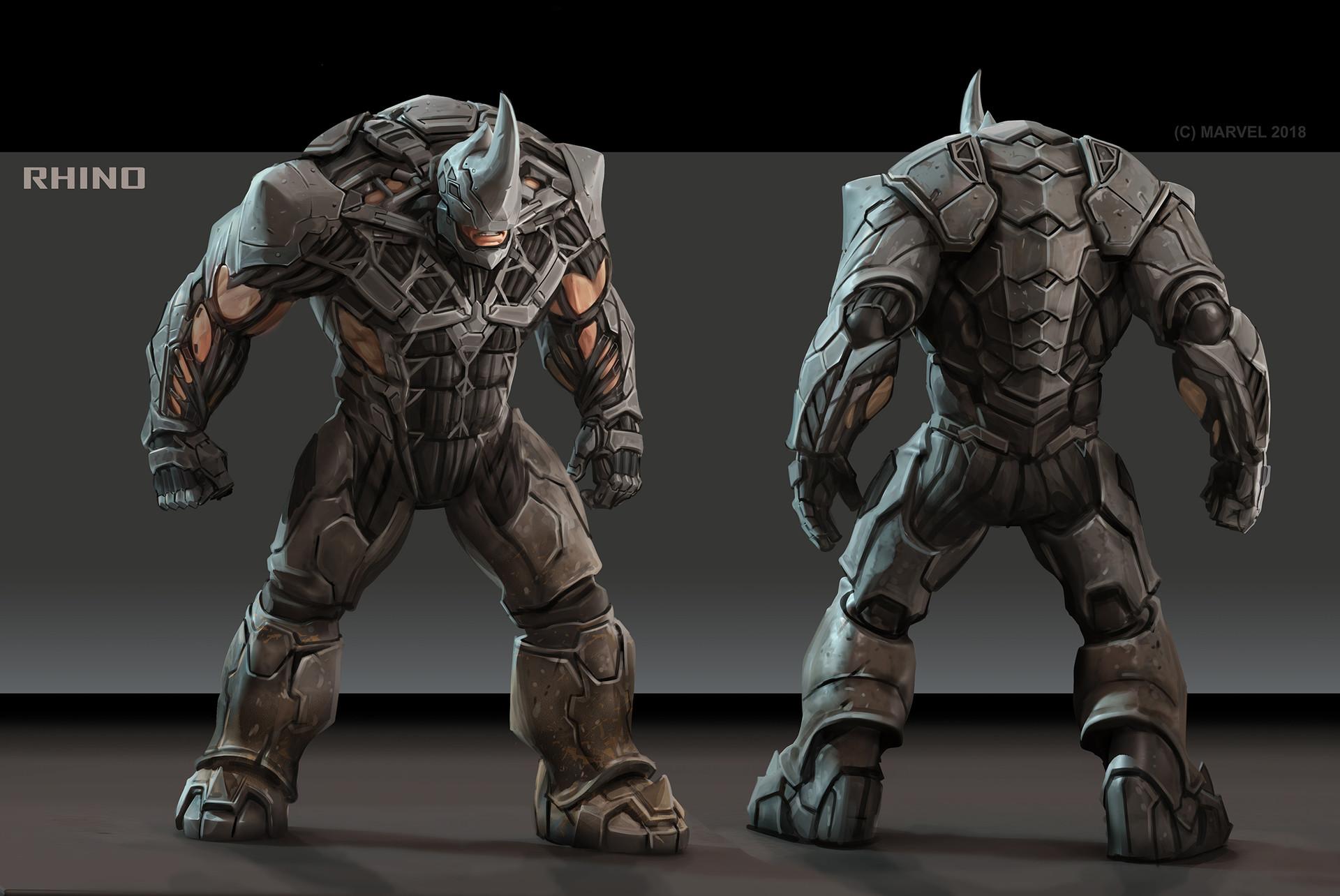 Daryl mandryk rhino polish0 update