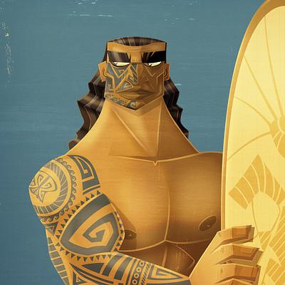 Bakuss circus 00 maori surfer pres hd