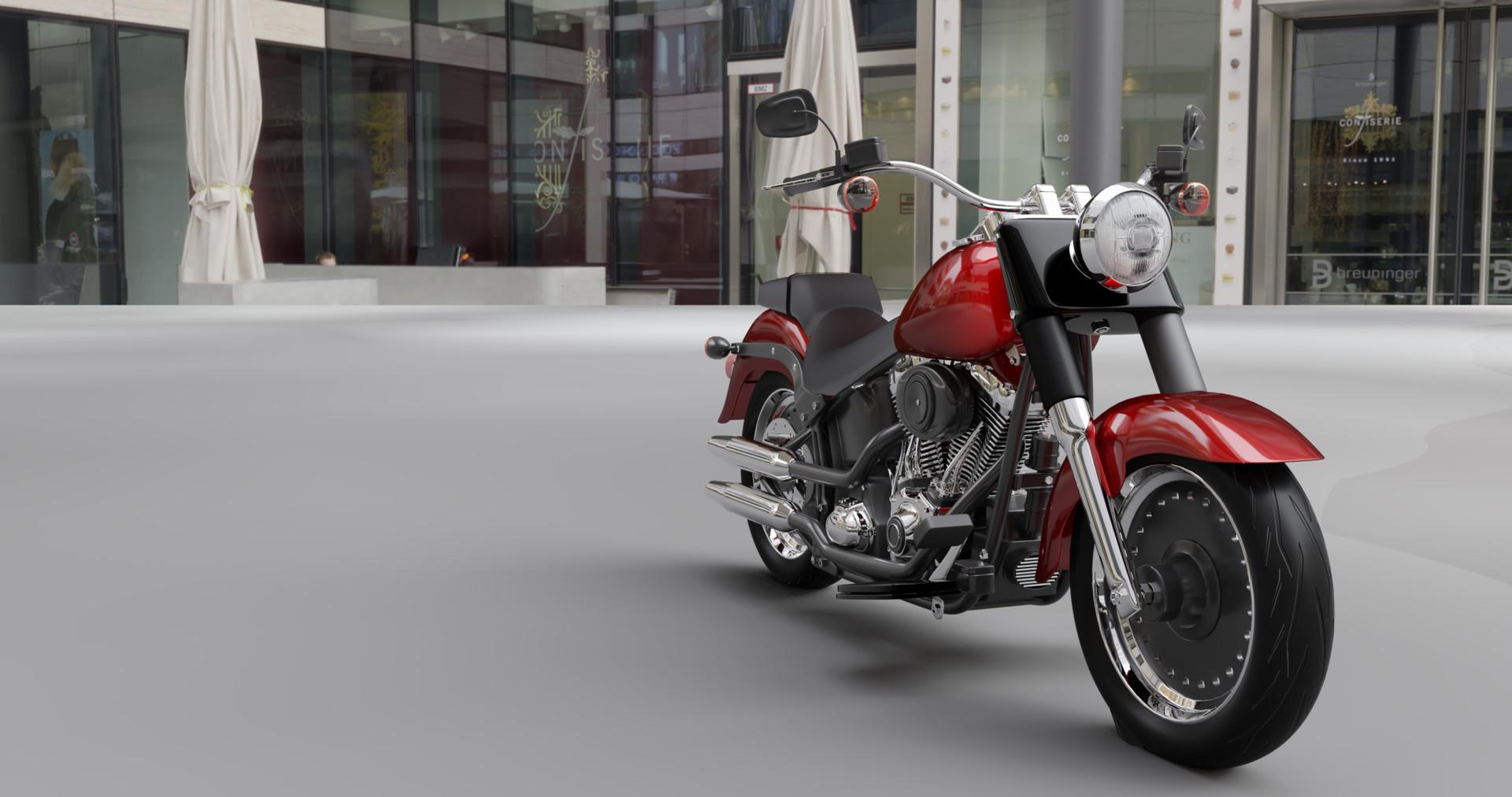 Karan buttar motorcycle cycles render1