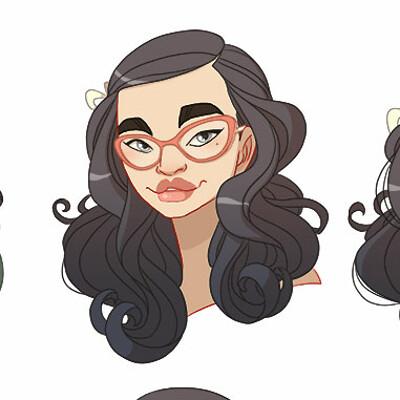 Jessica madorran character design summer02 2018 artstation