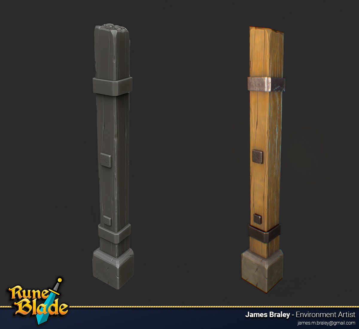 James braley braley runeblade pillar