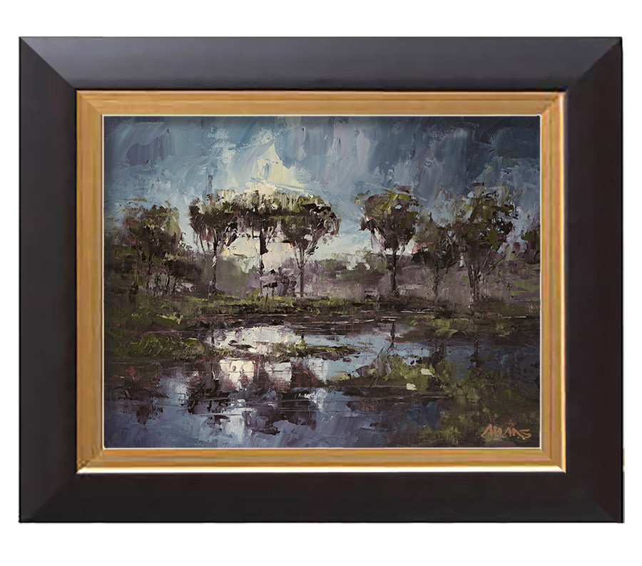 Arthur haas arthur haas reflections framed small