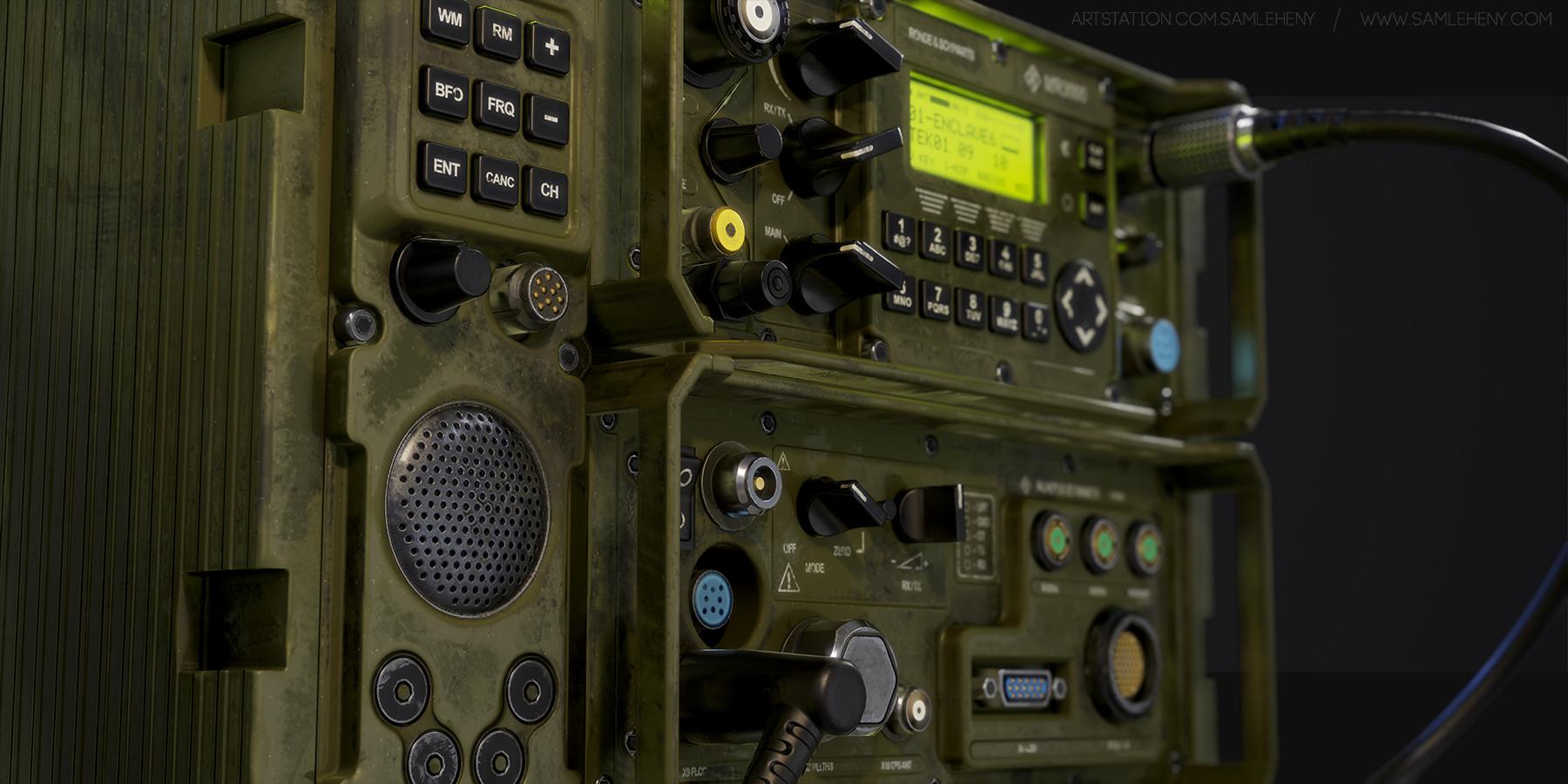 Sam leheny radio 05