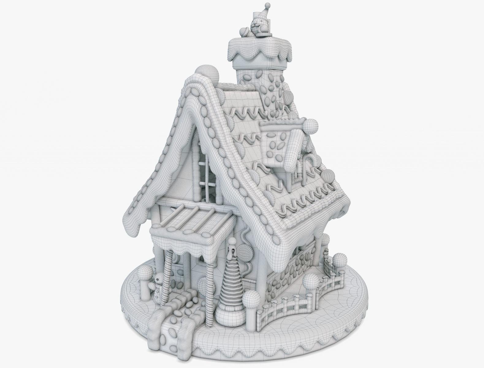 Alexander Kokorin - Gingerbread house