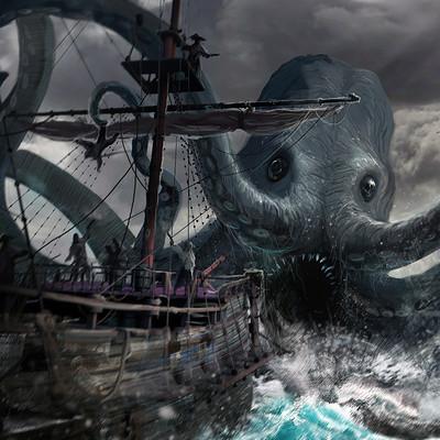 Filip dudek kraken