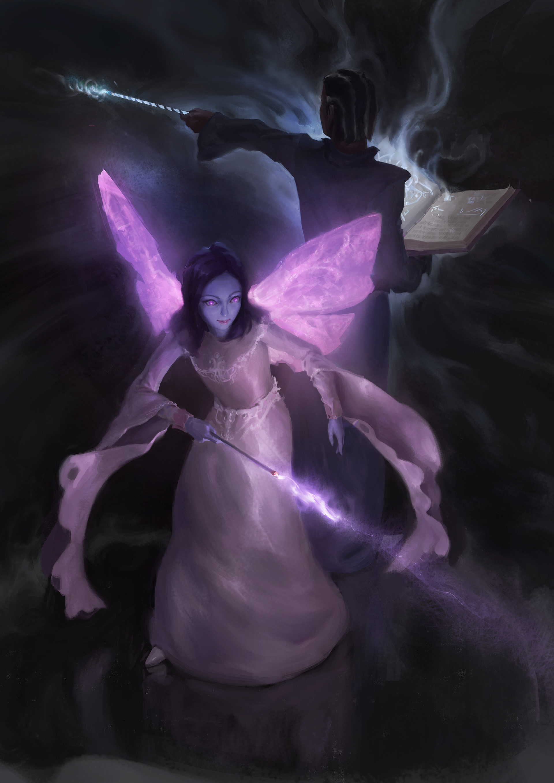 Artur treffner violet wings