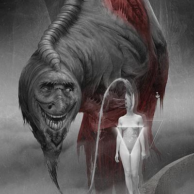 Valery petelin walking in a dream