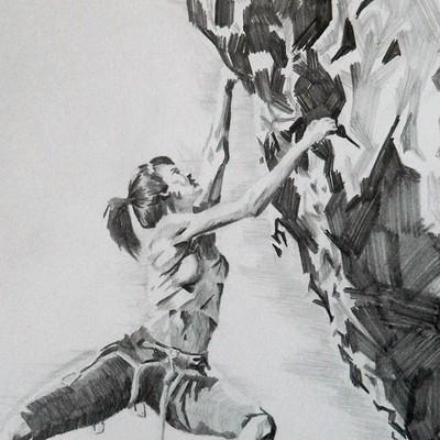 David mills climber