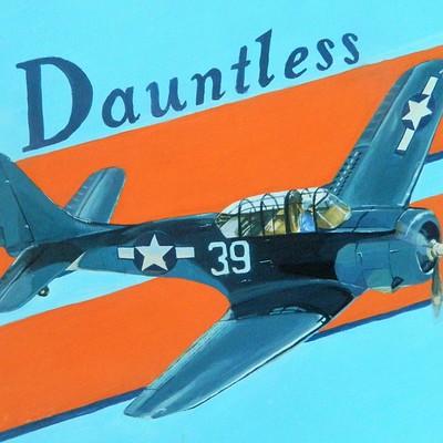 David mills dauntless