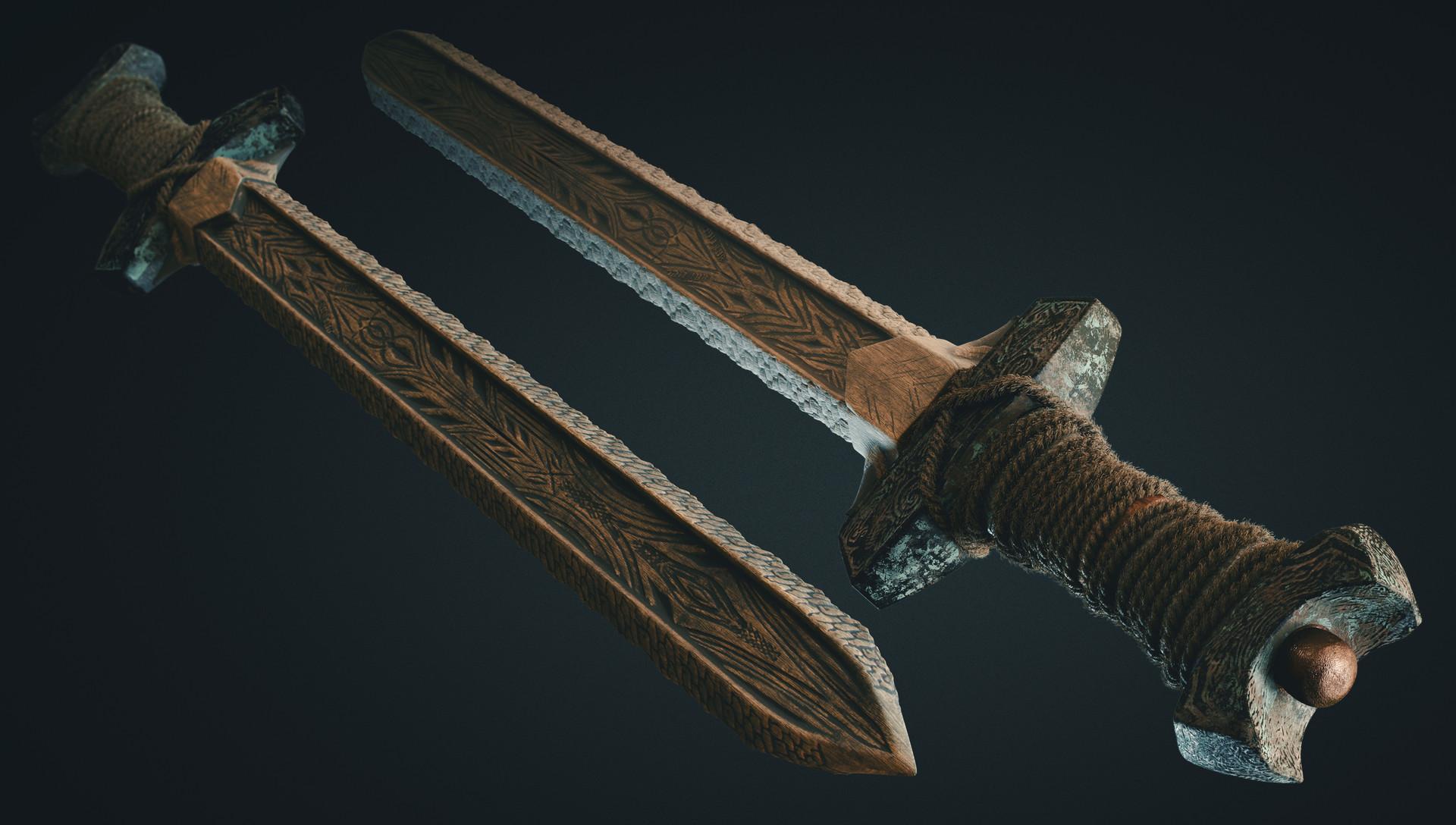 Vinicius favero sword