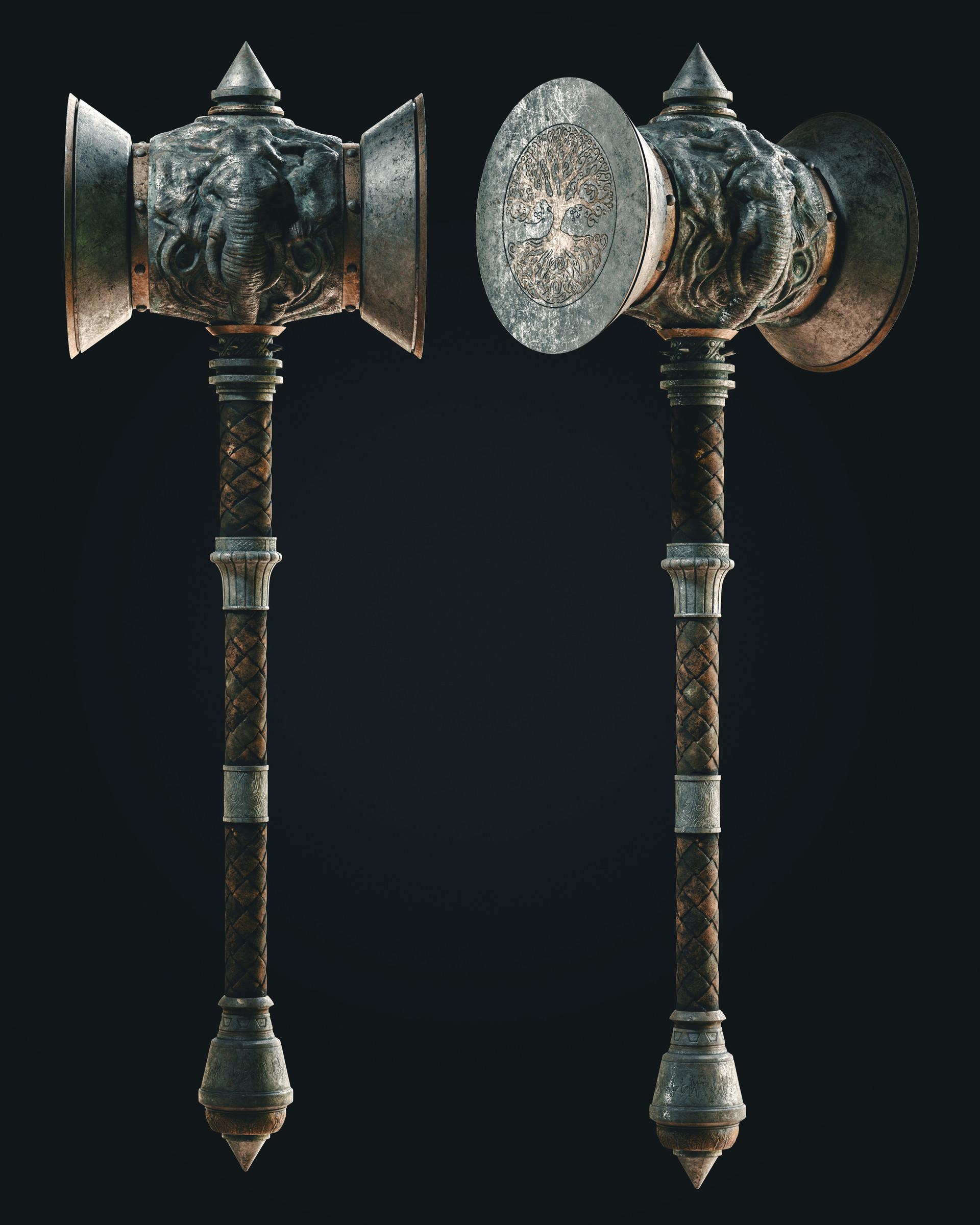 Vinicius favero hammer