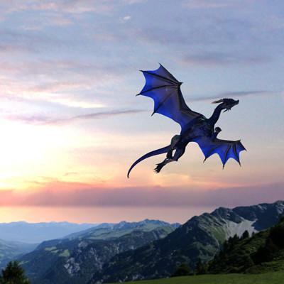 David roberson 180922 saphire dragon rift child 1800px