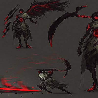Benedick bana reaper lores2