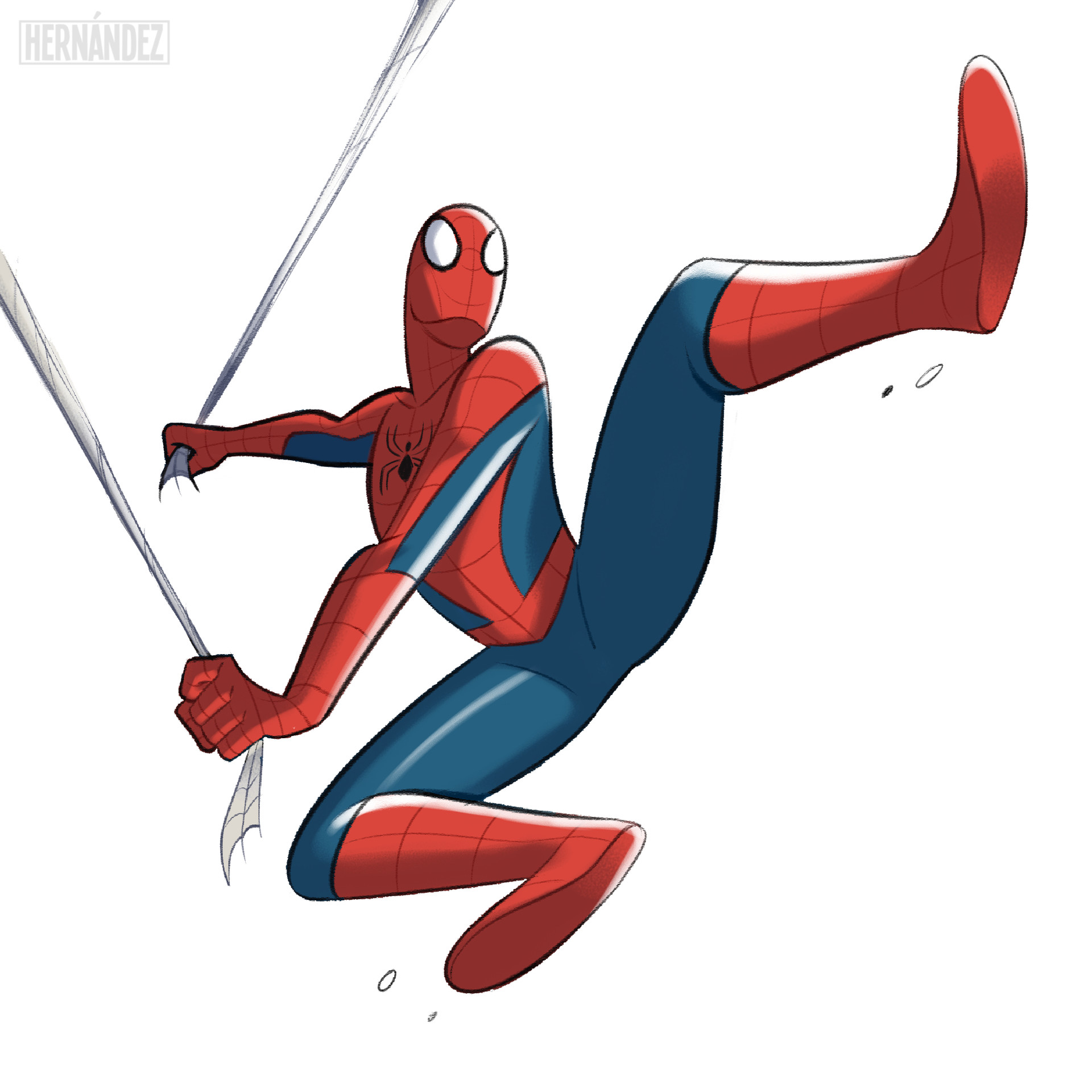 Spiderman. 2018