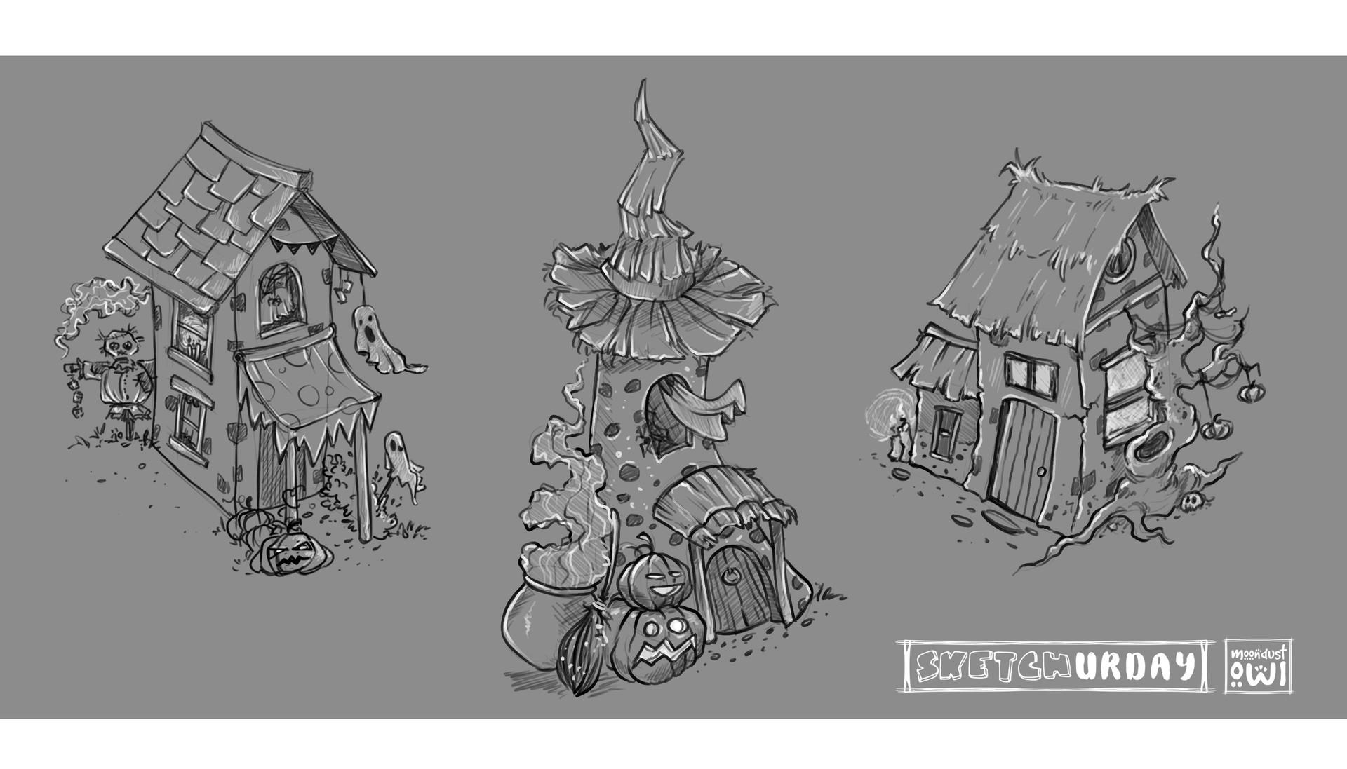 Zita banyai sd60 spookyhouses