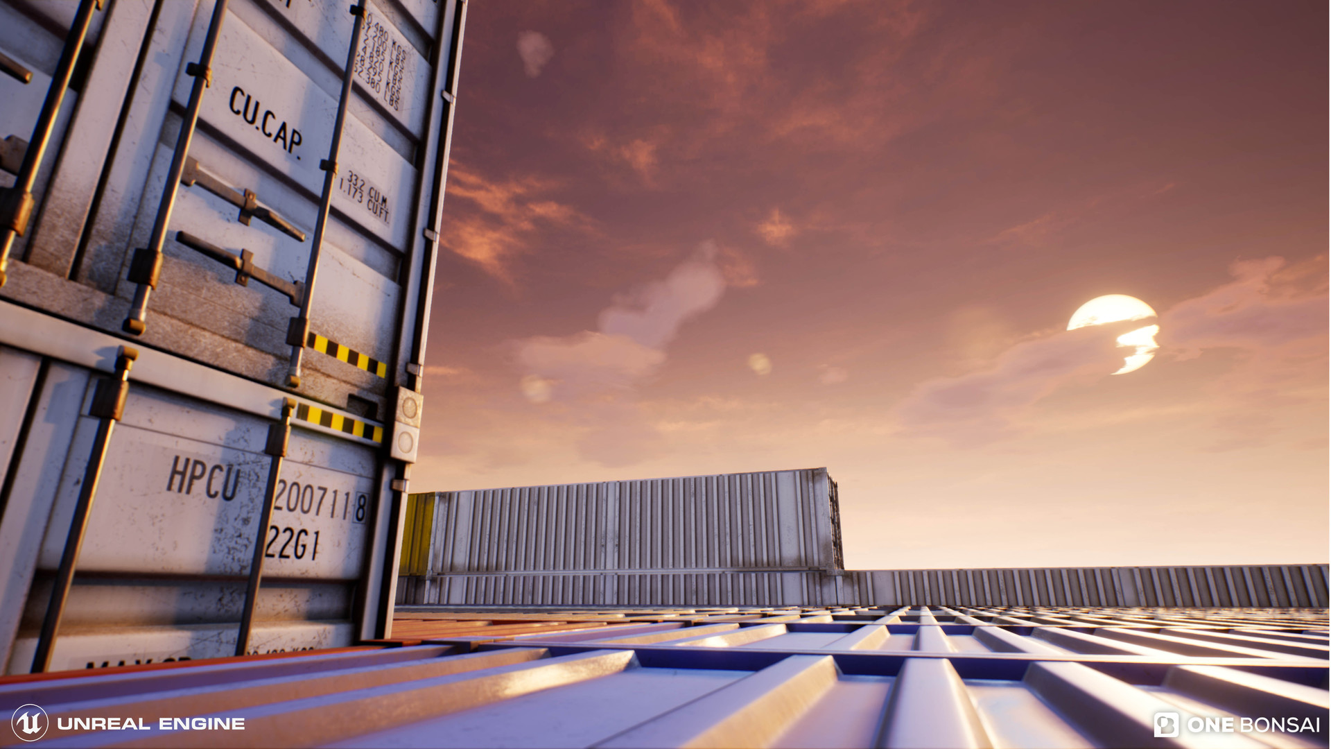 ArtStation - Virtual Reality UE4 - Crane Simulator