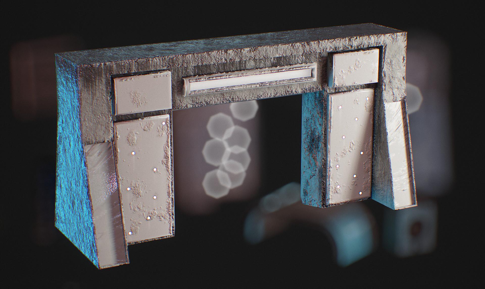 Hannu koivuranta asset doorway detail