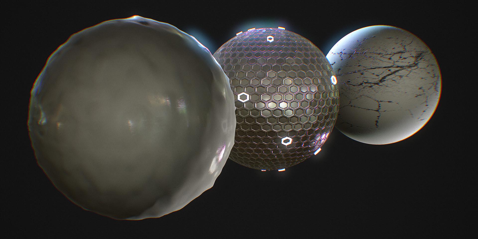 Hannu koivuranta renderspheres detail 2