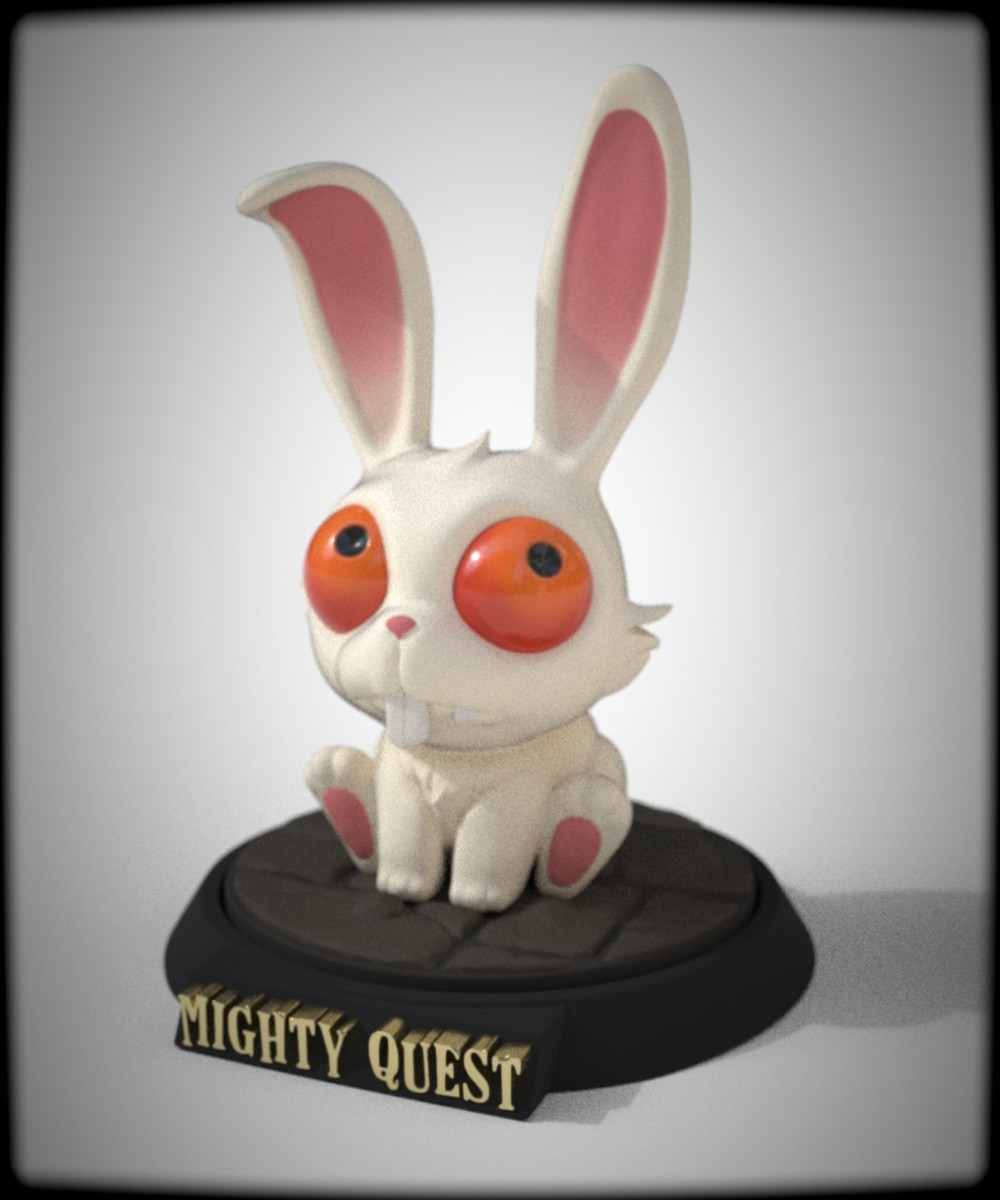 Stevans robert bunny