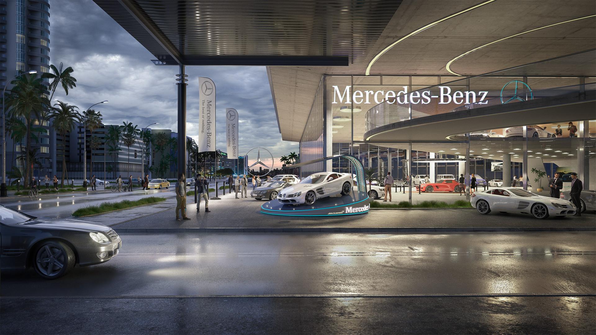 Mercedes Uilding