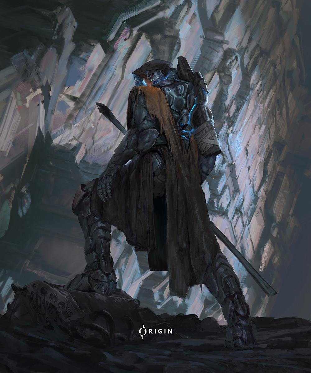 Project Origin - The Guardian