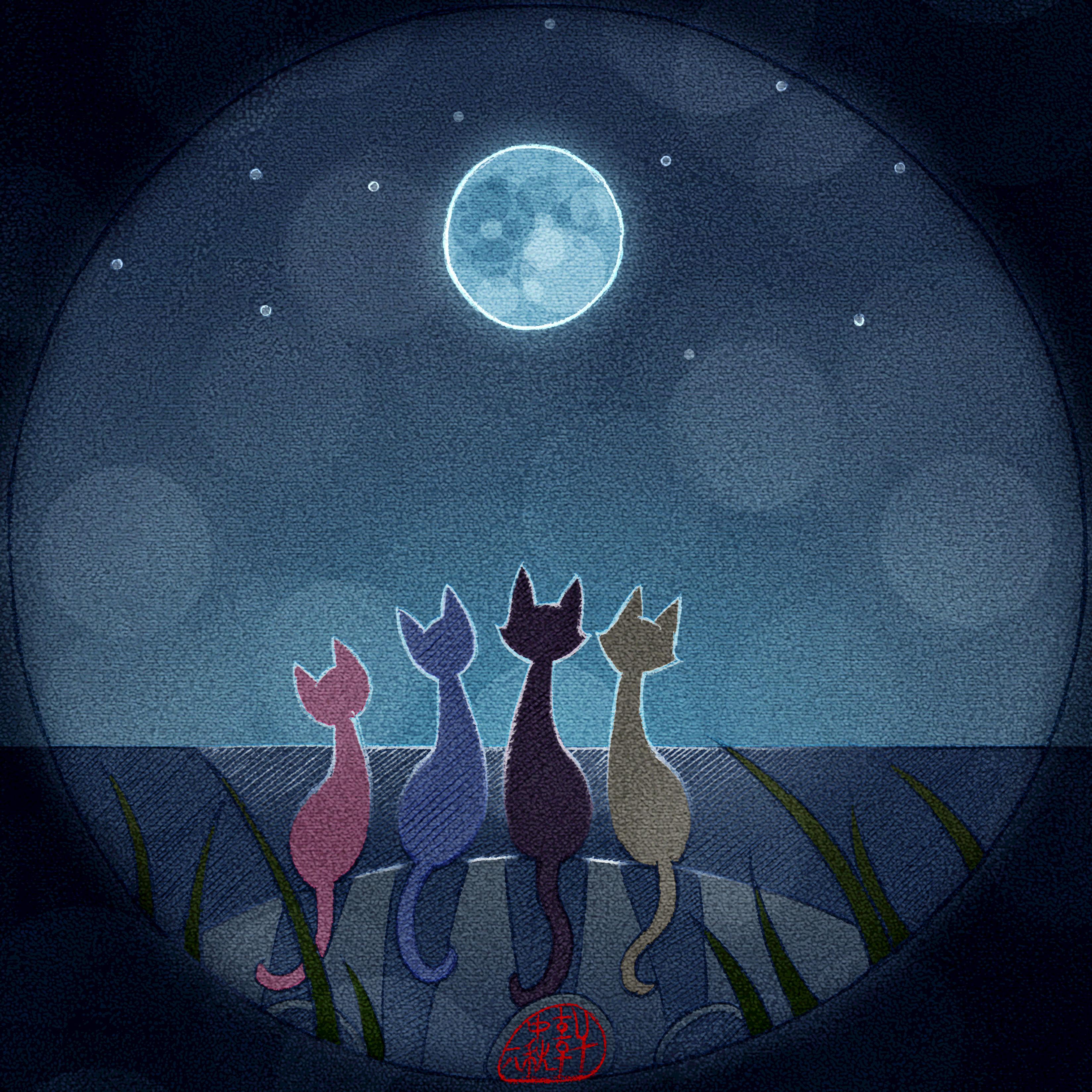 Day 09-24-18 - Moon Watching II